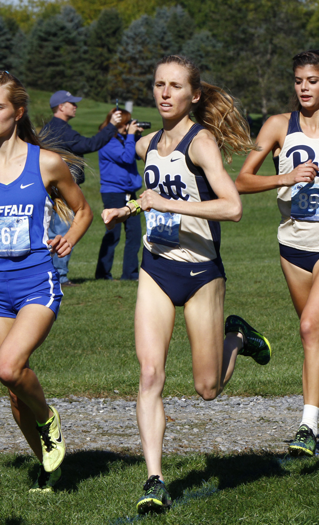 Gillian Schriever placed 106th at the NCAA National Cross Country Championships | Courtesy Barry Schenk