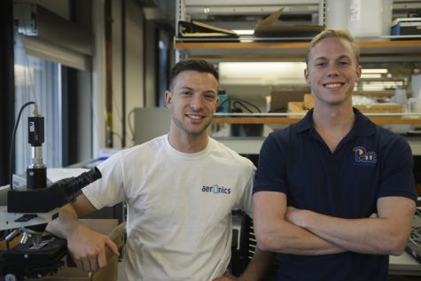 Pitt student entrepreneurs win $25,000 in award money