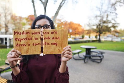 Students break boards, stereotypes during Islam Awareness Week