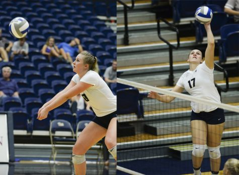 Bell, Markovic take both ACC volleyball weekly honors