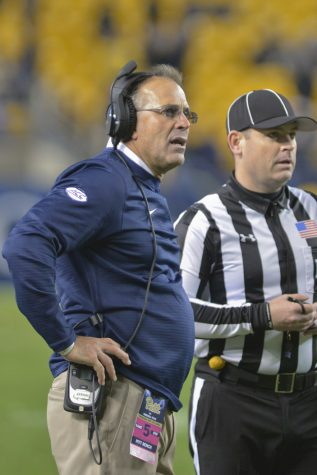 Narduzzi defends conservative play calling vs. Miami