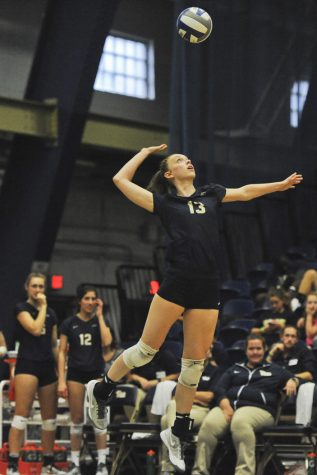 Pitt volleyball dominates two more ACC competitors in weekend play