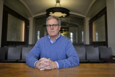 A wild ride: Pulitzer nominee Doug Swanson joins Pitt's faculty
