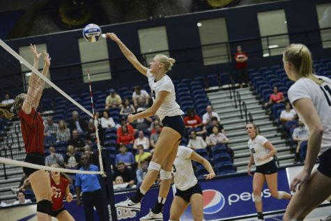 Pitt volleyball team elated to make NCAA tournament, ready for Dayton