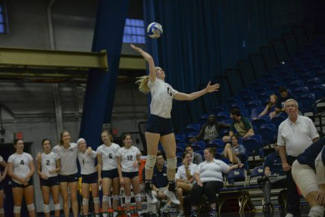Pitt volleyball places six on All-ACC teams