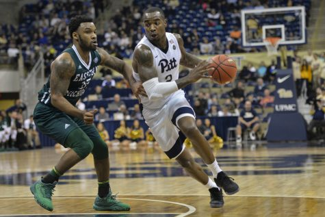 Pitt men's basketball ekes out 81-73 win over Penn State