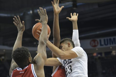 GALLERY: Pitt vs. Duquesne City Game