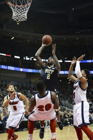Michael Young cherishing his final City Game matchup vs. Duquesne