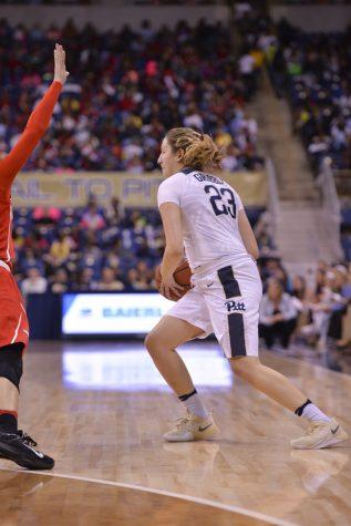 Pitt women's basketball struggles with fouls in 70-63 loss vs. Charlotte