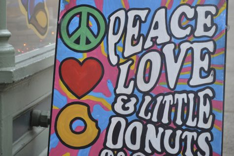 Peace, love and tax evasion: donut shop founder sentenced