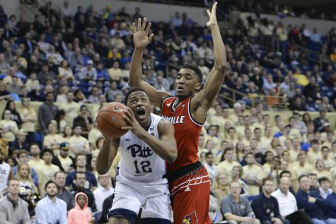 No. 13 Cardinals crush Pitt, 106-51