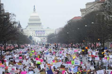 GALLERY: Women's March on Washington