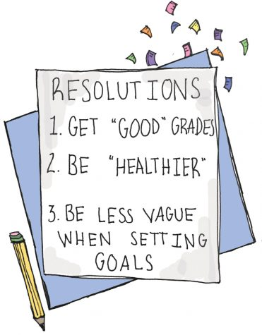 Make realistic goals, not resolutions this New Year