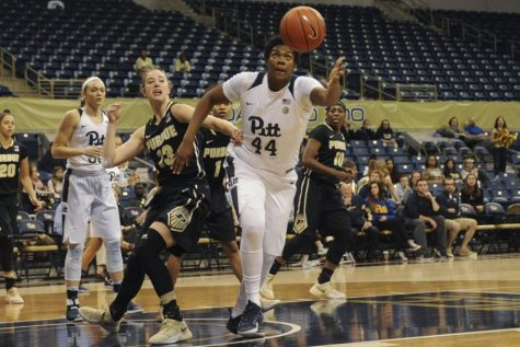 No. 11 Miami throttles Pitt women's basketball, 82-50