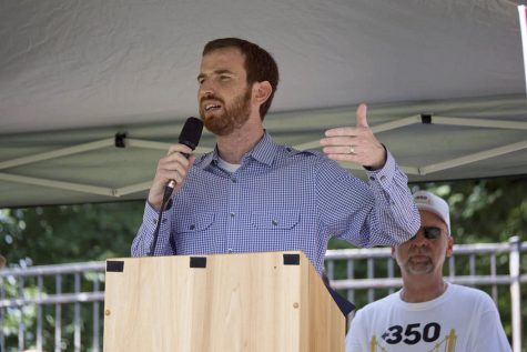 Gilman proposes City for All agenda