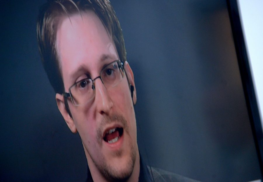 Edward+Snowden+will+speak+via+video+to+Pitt+students+on+Feb.+1.+Dennis+Van+Tine%2FAbaca+Press%2FTNS