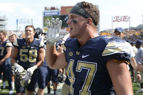 Six Pitt football players named to All-ACC Academic Team