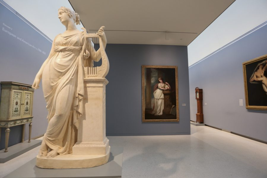 Gallery+2+at+the+CMOA%3A+European+and+American+Art+c.+1760-1820