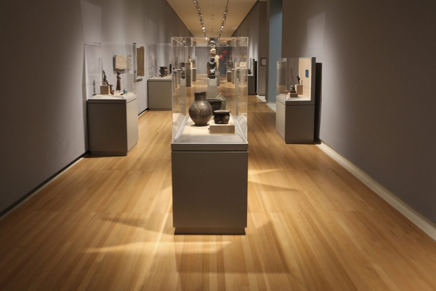 African art at CMOA. John Hamilton | Visual Editor