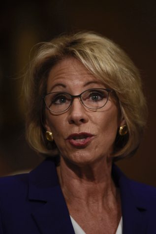Editorial: DeVos confirmed, but we can still work toward change