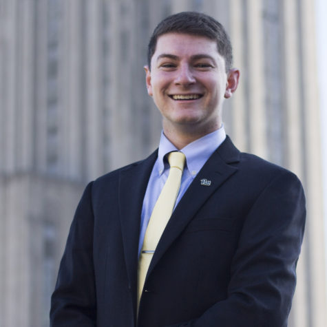 Editorial: The Pitt News endorses Justin Horowitz for Student Government Board President