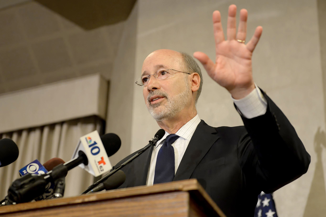 Gov. Tom Wolf does not plan to give more money to Pitt even after the it requested for a five percent increase in state funding. (Matt Freed/Pittsburgh Post-Gazette/TNS)