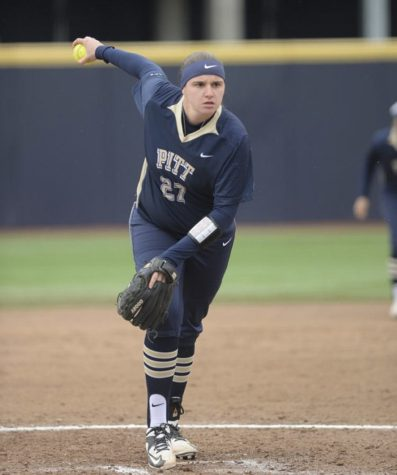 Pitt softball starts with streak over the weekend