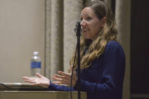 Maggie Nelson reads work on identity, freedom