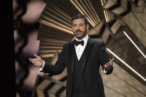 Instead of social commentary, Kimmel sticks to tired jokes