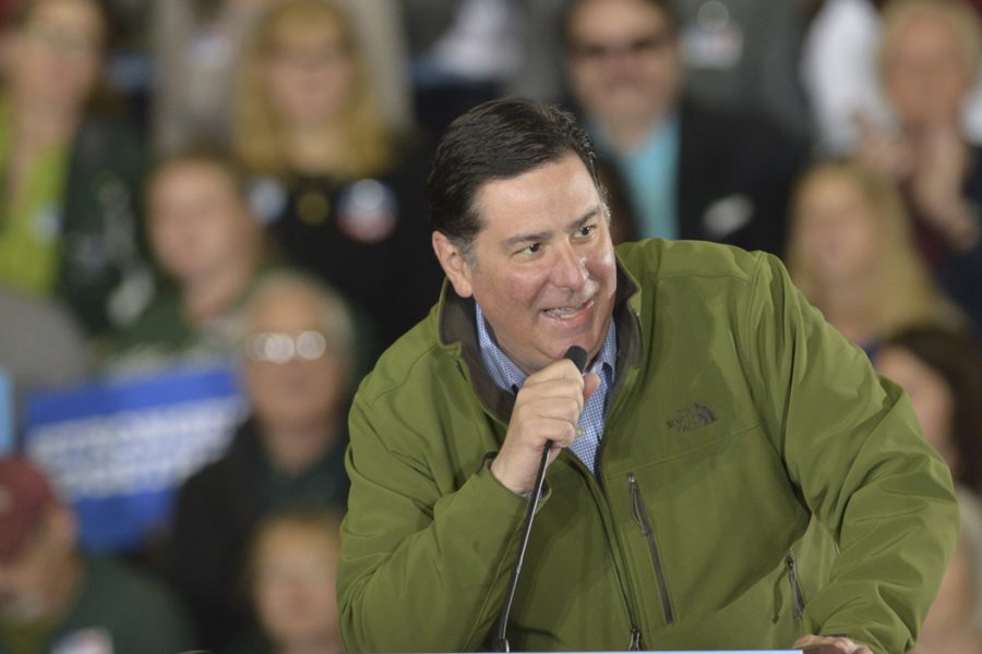 Mayor+Bill+Peduto+speaks+at+a+Clinton+rally+in+October.+Stephen+Caruso+%7C+Online+Visual+Editor