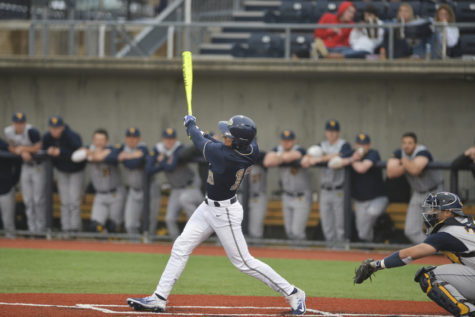 Mountain too high to climb against WVU, Pitt falls 8-4