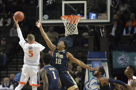 GALLERY: Pitt vs Virginia, ACC Tournament 2nd round