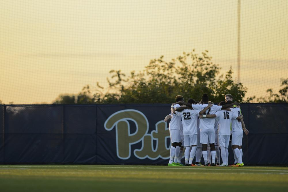 The Pitt men's soccer team received a prized commitment to its 2017 recruiting class Wednesday. John Hamilton | Visual Editor