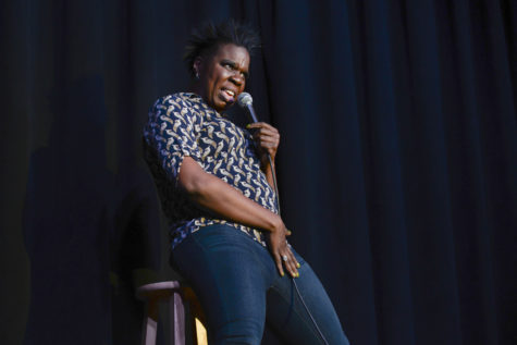 Leslie Jones brings the laughs