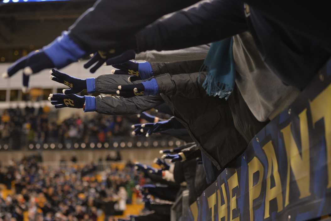 Pitt football landed a new transfer for the 2017 season. John Hamilton   Contributing Editor