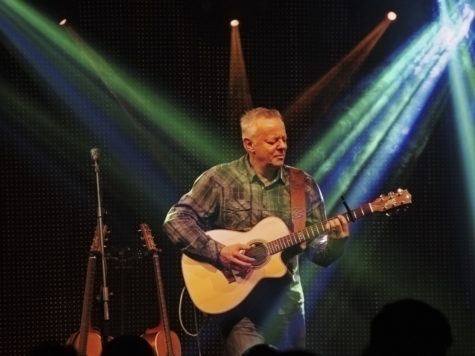 Q&A: Tommy Emmanuel on music and memories