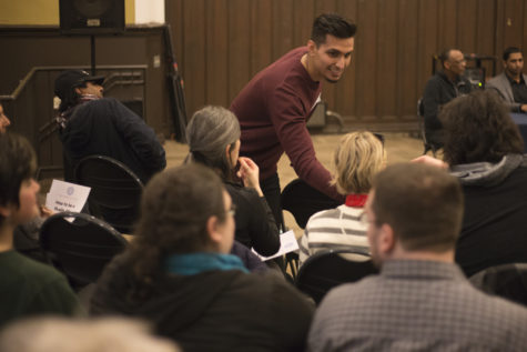 Union Project hosts diversity training for Muslim allies