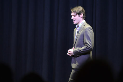 RJ Mitte speaks on diversity, disability in television