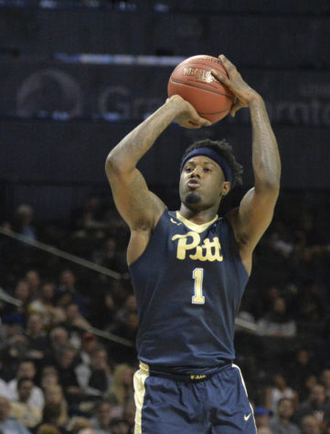 Pitt senior Jamel Artis was a two-time All-ACC honoree and set a program record with 32 second-half points in a 43-point performance against Louisville earlier this season. John Hamilton | Visual Editor