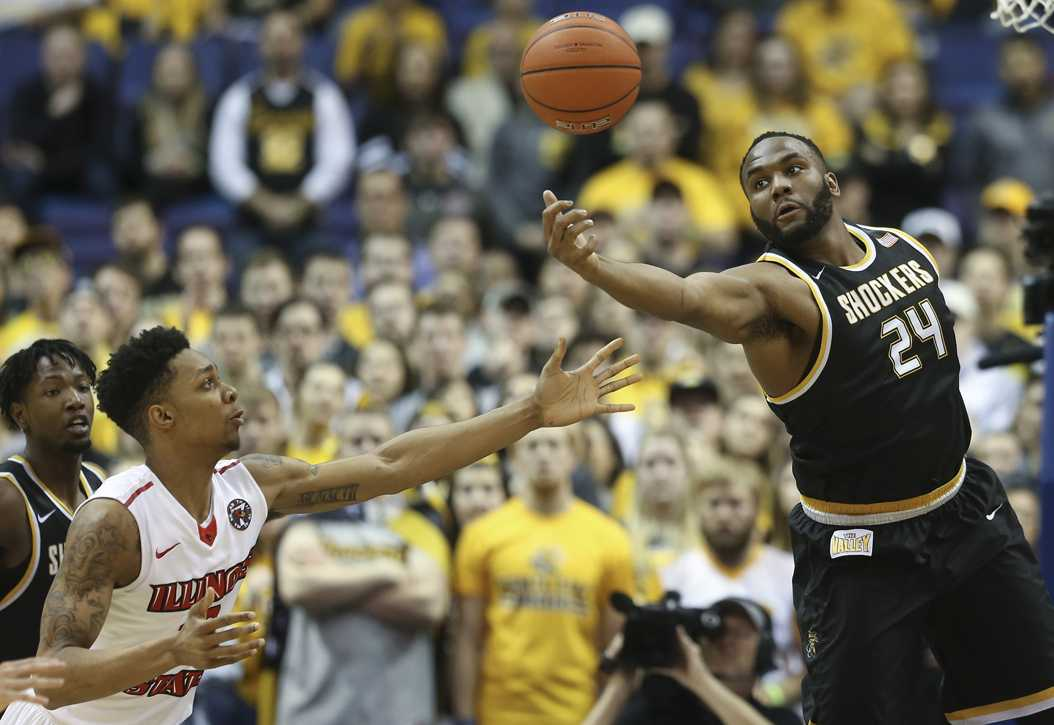 Wichita State is one of several teams with a chance to bust some brackets and make a deep run into March this year. (Travis Heying/Wichita Eagle/TNS)