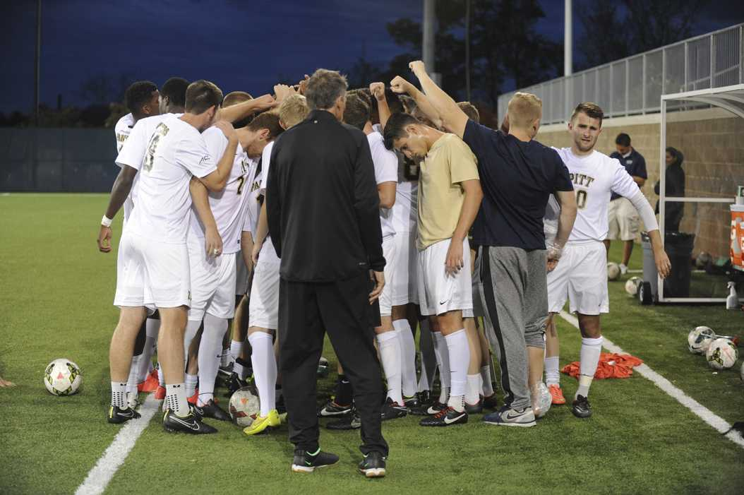 The Pitt men's soccer team landed one of the nation's top recruits in Kizza Edward Thursday. Meghan Sunners | Assistant Visual Editor