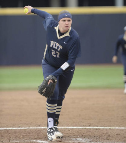 Pitt softball team loses two vs. James Madison, splits pair with East Carolina
