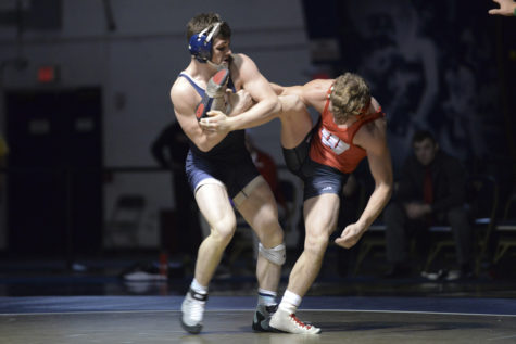 No Panther wrestlers left in title contention at NCAAs