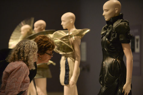 CMOA struts stuff with fashion exhibit