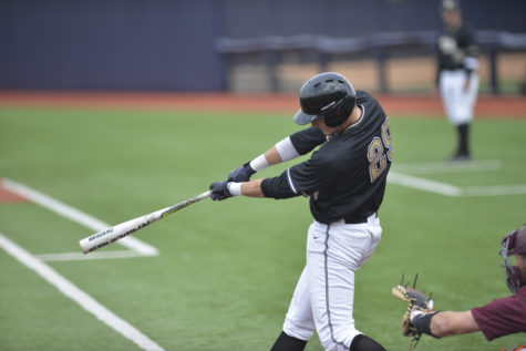 Panthers baseball swept by Virginia Cavaliers