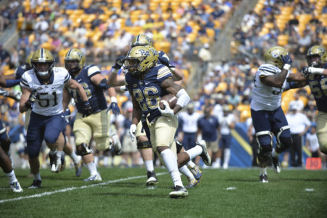 GALLERY: Pitt football's Spring Game
