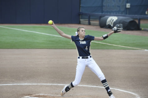 Pitt softball secures series win over NC State