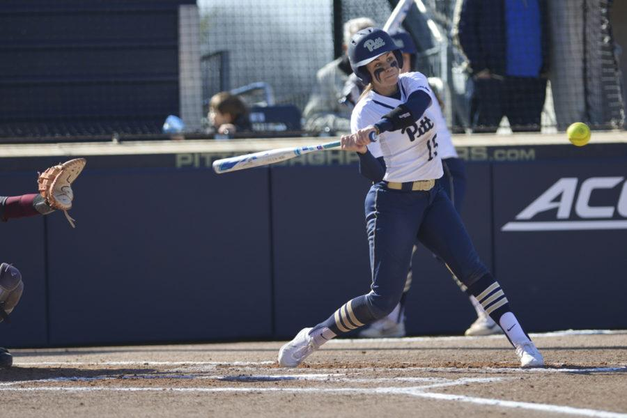 McKayla Taylor helped propel the Panthers to four straight wins last week over St. Francis and Virginia Tech. John Hamilton | Contributing Editor