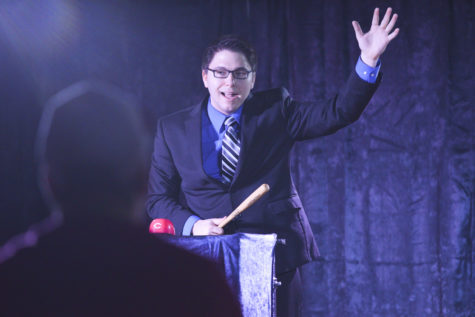 Magician, advocate takes the stage at the Pittsburgh Fringe Festival