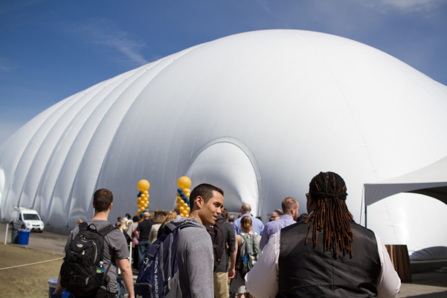 Pitt club, intramural teams concerned about planned Sports Dome demolition